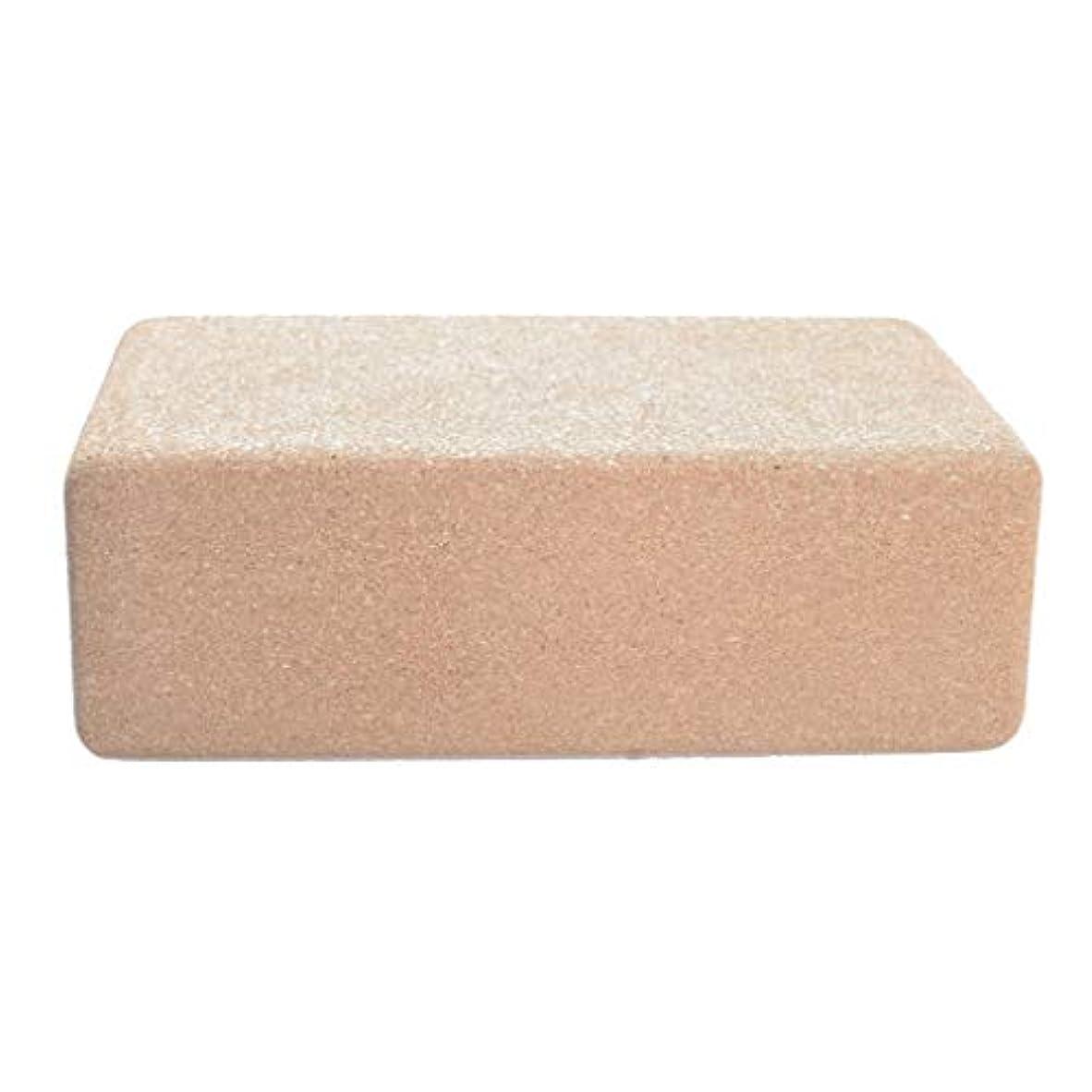 吸い込むエチケット百万KOROWA バックサポート ヨガ初心者 ブロックソフト 木製 ノンスリップ 臭気耐性防湿 ブロックレンガ