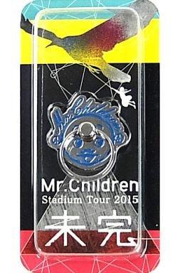 Mr.Children スマホリング 未完 ブルー...