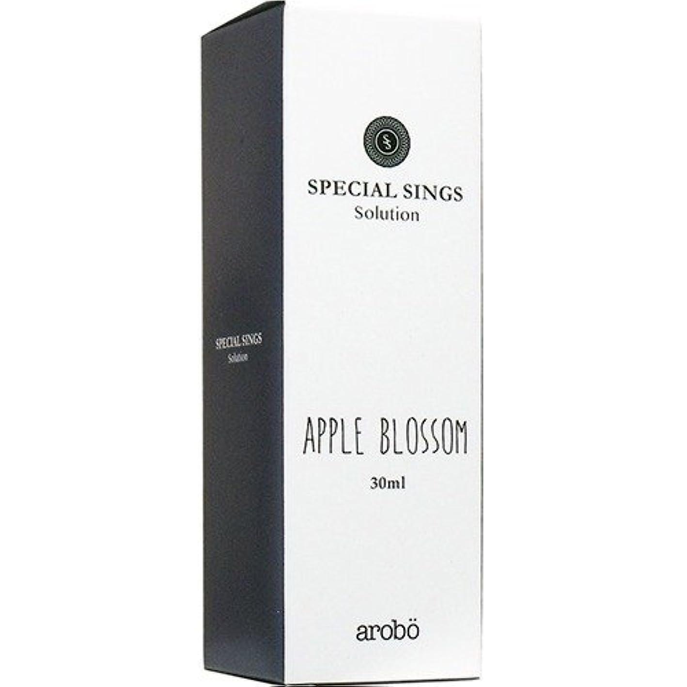 手つかずのフィード可能性スペシャルシングス ソリューション CLV-833 アップルブロッサム 30ml