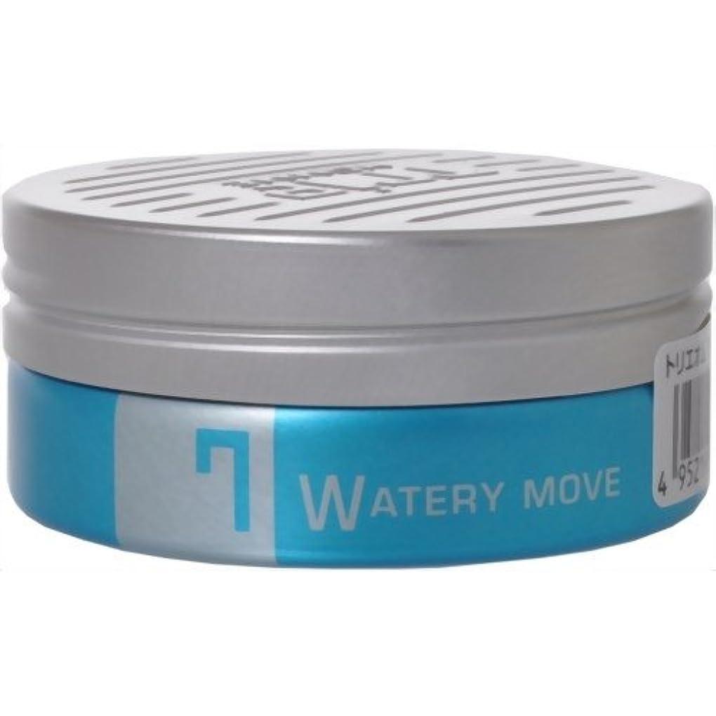 蒸気こっそり渇きトリエオム ワックス ウォータリームーブ 7 60g
