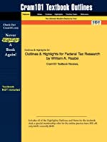 Outlines & Highlights for Federal Tax Research