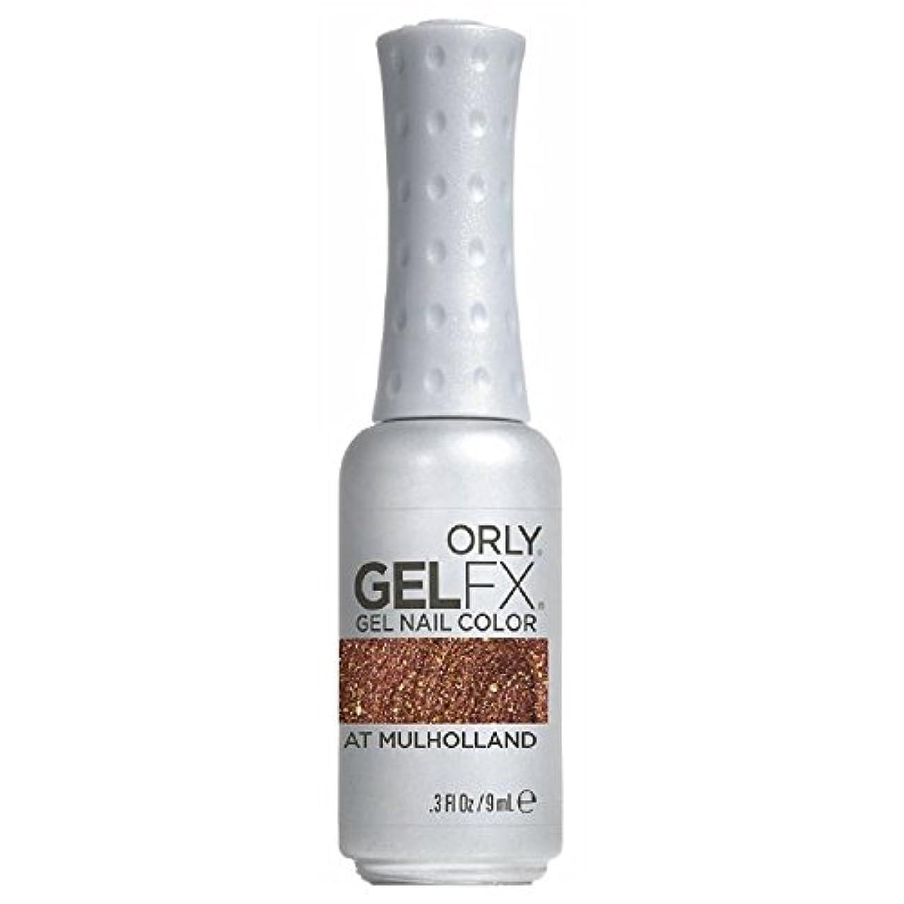 肉屋捨てる忠実Orly GelFX Gel Polish - Meet Me at Mulholland - 0.3oz/9ml