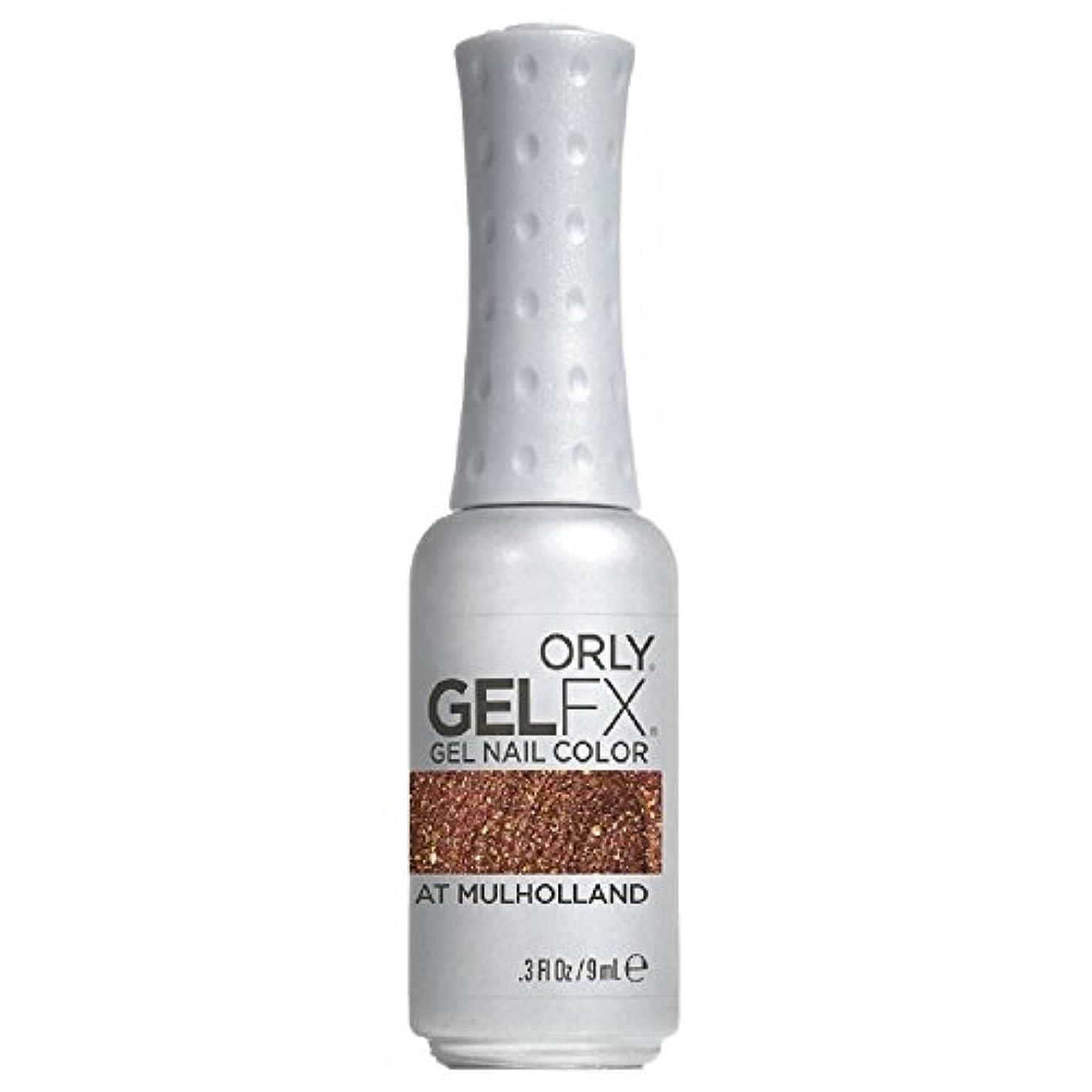 感情の緊張する定期的にOrly GelFX Gel Polish - Meet Me at Mulholland - 0.3oz/9ml