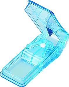 マイスコ 錠剤カッター MY-8100B  カラー:ブルー