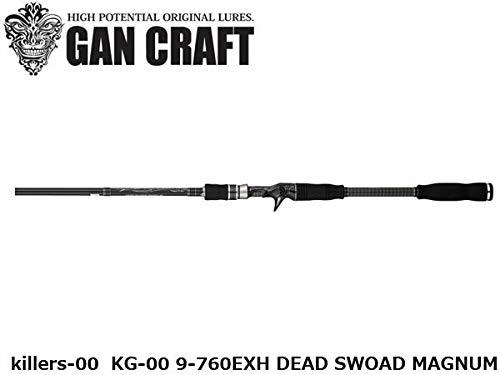 ガンクラフト キラーズ DEAD SWORD MAGNUM (デッドソードマグナム) KG-00 9-760EXH