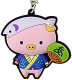 ご当地キャラクター 立体ラバーマスコット (あゆコロちゃん)