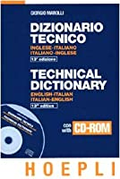 Dic Technical Dictionary: Italian-English English-Italian