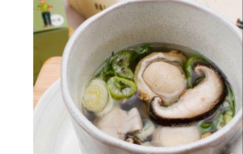 青森ほたてとしいたけの高級スープ 青森さんのやさしいスープ2種セット