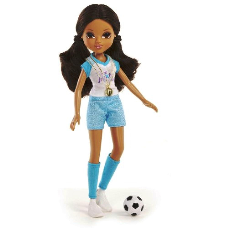 Moxie Girlz世界のSportz人形 – Sophina (サッカー/ Football )