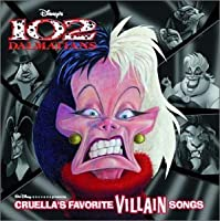 Cruella's Favorite Villain Songs