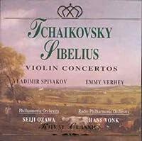 Tchaikovsky/Sibelius;Violin