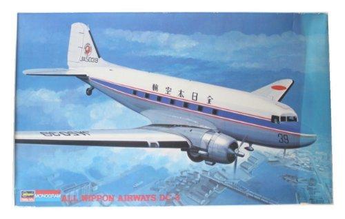 1/48 全日空 DC-3