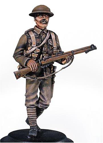 アンドレアミニチュアズ S3-F4 Infantryman (U.K.)
