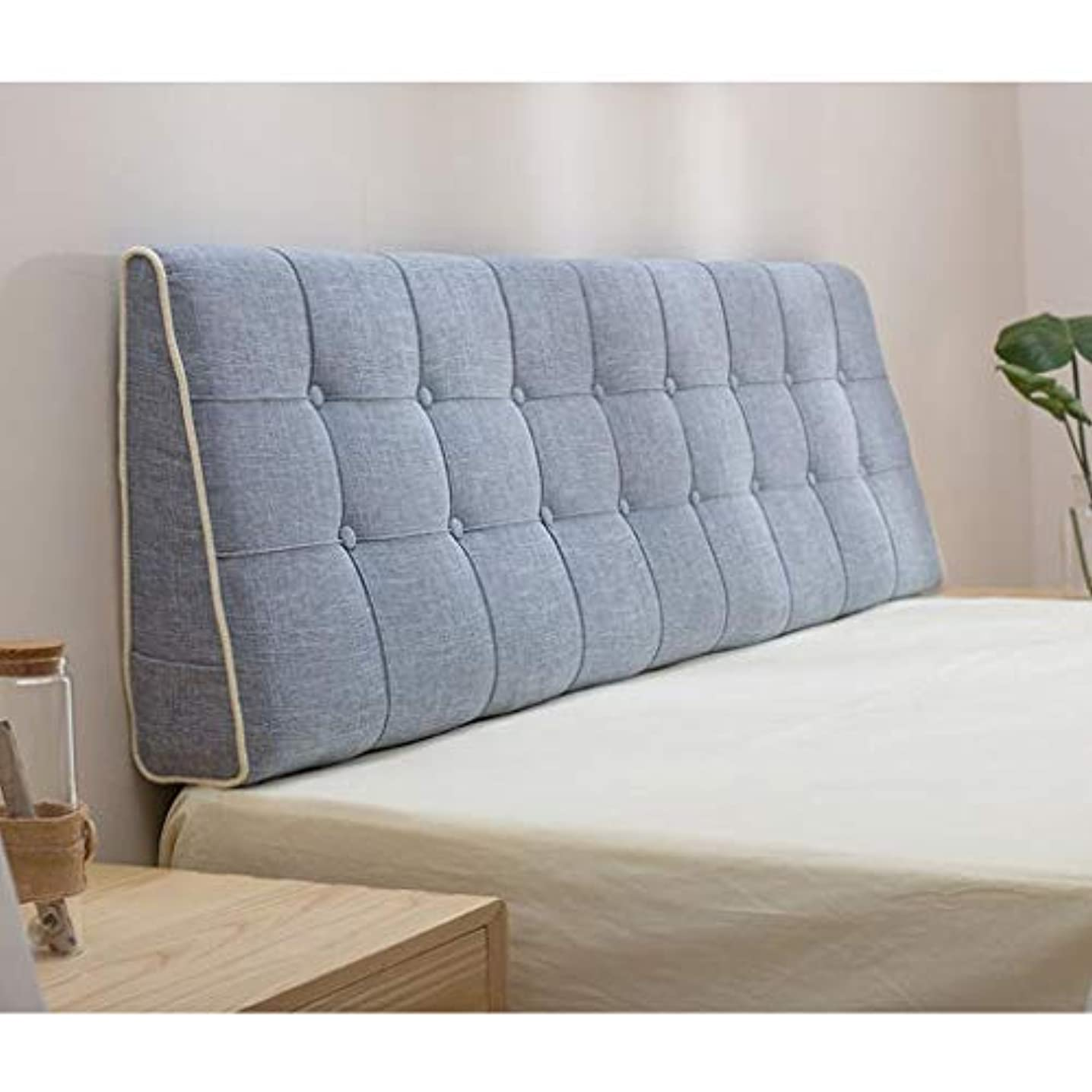酔ってシュガー心配する超快適で ベッドヘッドクッションベッド枕大きなバッククッションウエストクッションベッドベッドバラエティ Zsetop (Color : A, Size : 150*50cm)