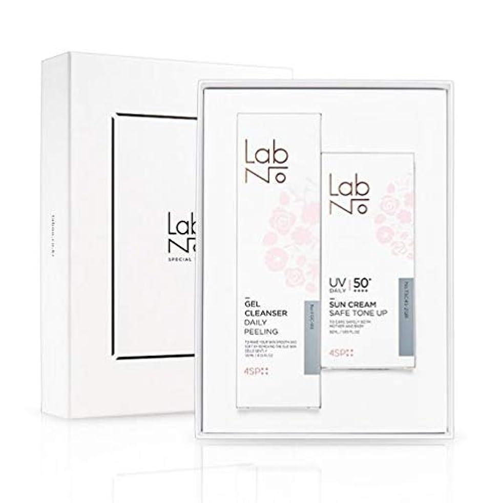 現代の企業ノイズLabNo ジェルクレンザー + 日焼け止め セット / Gel Cleanser + Sun Cream Set / SPF50PA++++ [並行輸入品]