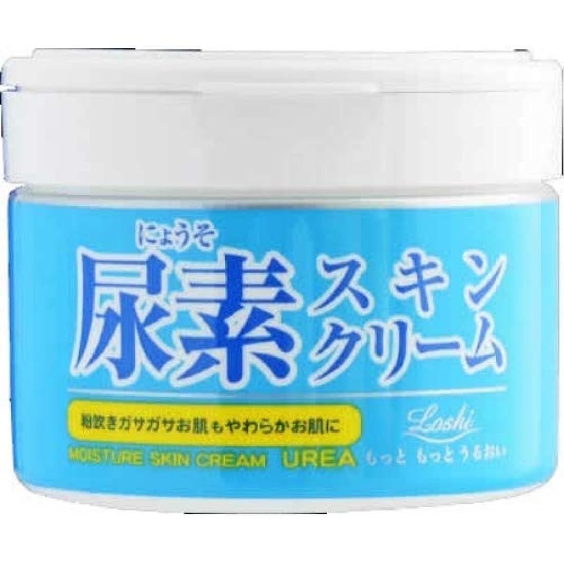 第五錆び最大のロッシモイストエイド 尿素スキンクリーム × 6個セット