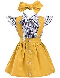子供服 人気 フォーマルセット ストラップスカート ブラウス 水玉 可愛い 入園 入学 キャスト ガールズ 夏 普段着 記念写真道具