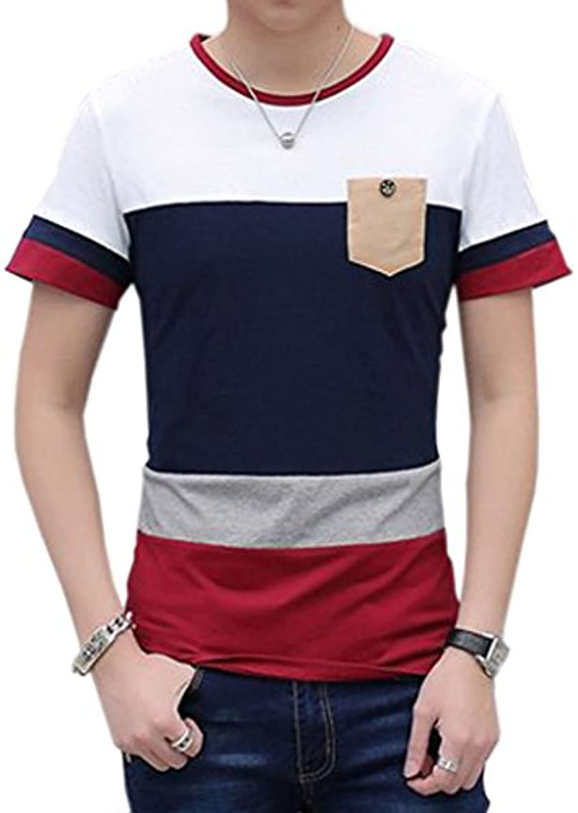 苦痛消える会社(オール ホワイト) ALL WHITE 大人 かっこいい メンズ お洒落 半袖 サマーシャツ tシャツ ( 大きい サイズ あり ) aw-00224