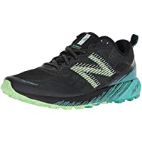 New Balance Women's Summit Unknown Shoes, Green/Black, 8 US