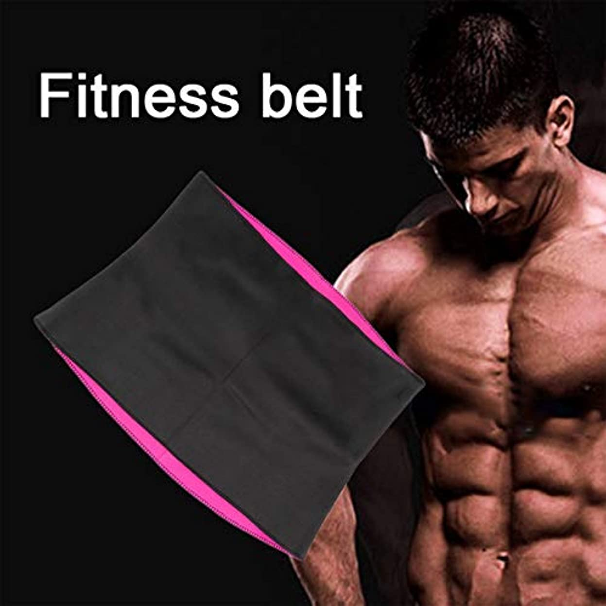 外部持つ締め切りWomen Adult Solid Neoprene Healthy Slimming Weight Loss Waist Belts Body Shaper Slimming Trainer Trimmer Corsets