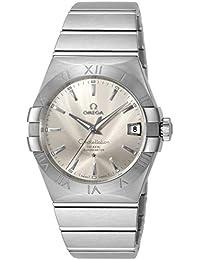 [オメガ]OMEGA 腕時計 Constellation シルバー文字盤 コーアクシャル自動巻、シースルーケースバック 123.10.38.21.02.001 メンズ 【並行輸入品】