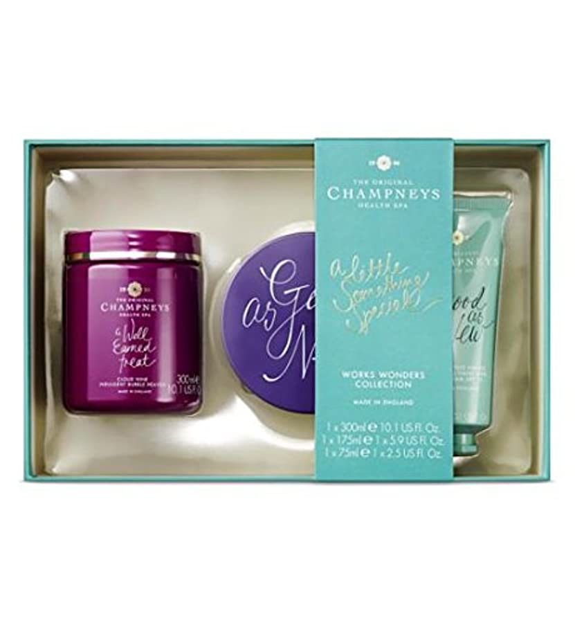 Champneys Works Wonders Collectionギフトセット