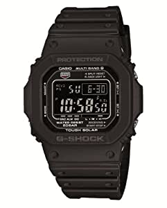 [カシオ]CASIO 腕時計 G-SHOCK ジー・ショック Multiband6 マルチバンド6 世界6局対応電波ソーラーウォッチ デジタル    GW-M5610-1BJF メンズ