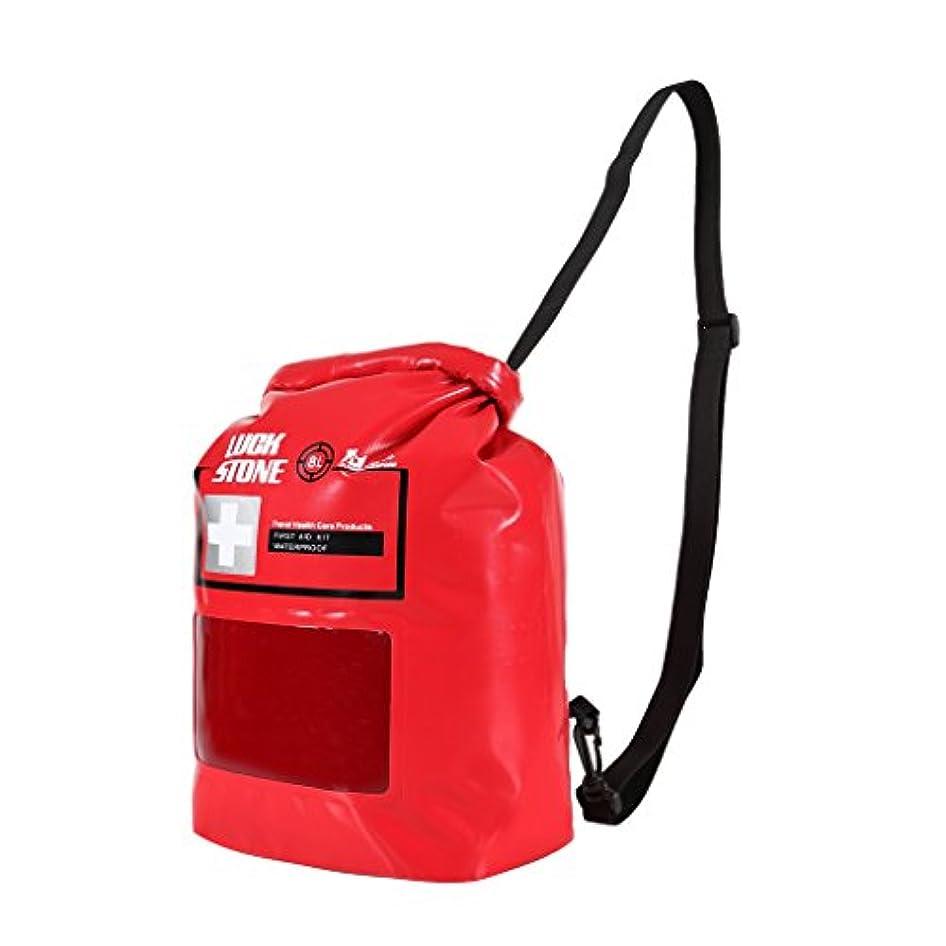 可塑性ブルームリマperfk 防水 ファーストエイドキット ドライバッグ ポーチ 緊急 応急処置 アウトドア用