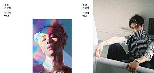 【早期購入特典あり】 SHINee ジョンヒョン 小品集 物語 Op.2 ( 韓国盤 )(初回限定特典5点)(韓メディアSHOP限定)