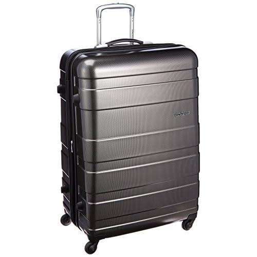 [アメリカンツーリスター] AmericanTourister スーツケース エムブイプラス ハード スピナー79 113L 5.0kg 拡張機能 31T*59028 59 (ブラックチェッカー)