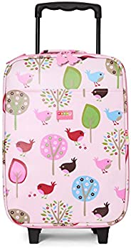 Penny Scallan Trolley Wheelie Case (2 Wheel) Chirpy Bird