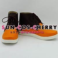 【サイズ選択可】コスプレ靴 ブーツ K-744 Free! フリー 岩鳶高校 橘 真琴 男性27CM