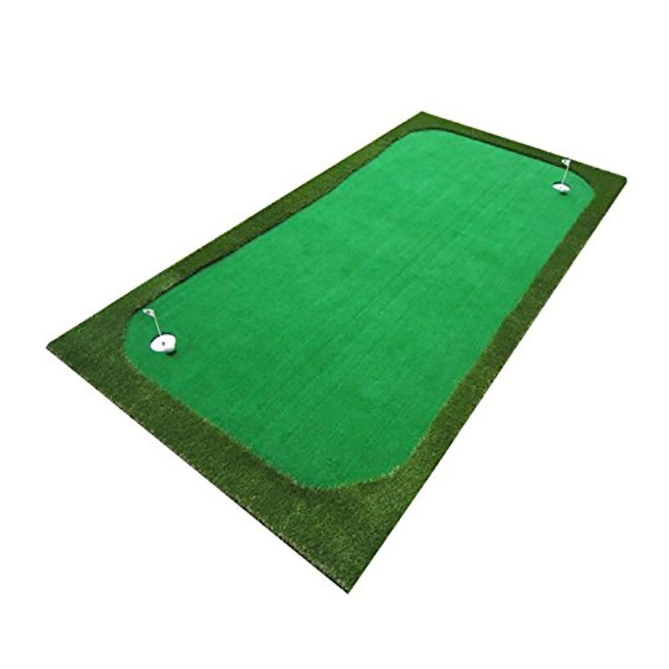センサー運動とても多くのGF ゴルフマット - 室内ゴルフパッティング練習家オフィス家庭用グリーンパッティング練習毛布4サイズ ゴルフ補助教材 (Size : 150cm*300cm)