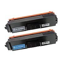 BROTHER TN396-BK + TN396-C 大容量ブラック+シアン2本セット 〈ブラザー〉良質互換トナーカートリッジ 残量表示機能/1年間保証付き〈Chip製〉