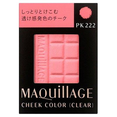 マキアージュ・チークカラー (クリア) レフィル #PK222 (チーク・頬紅) [並行輸入品]