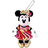 東京 ディズニー リゾート 35周年 Happiest Celebration ! ぬいぐるみ バッジ ( ミニー マウス ) ぬいば チェーンバッジ ( リゾート 限定 )