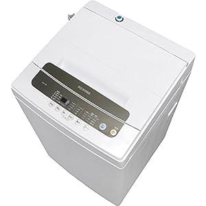 アイリスオーヤマ 5.0kg 簡易乾燥付 全自動洗濯機 IAW-T501
