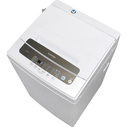 アイリスオーヤマ 5.0kg 簡易乾燥付 全自動洗濯機 IA...