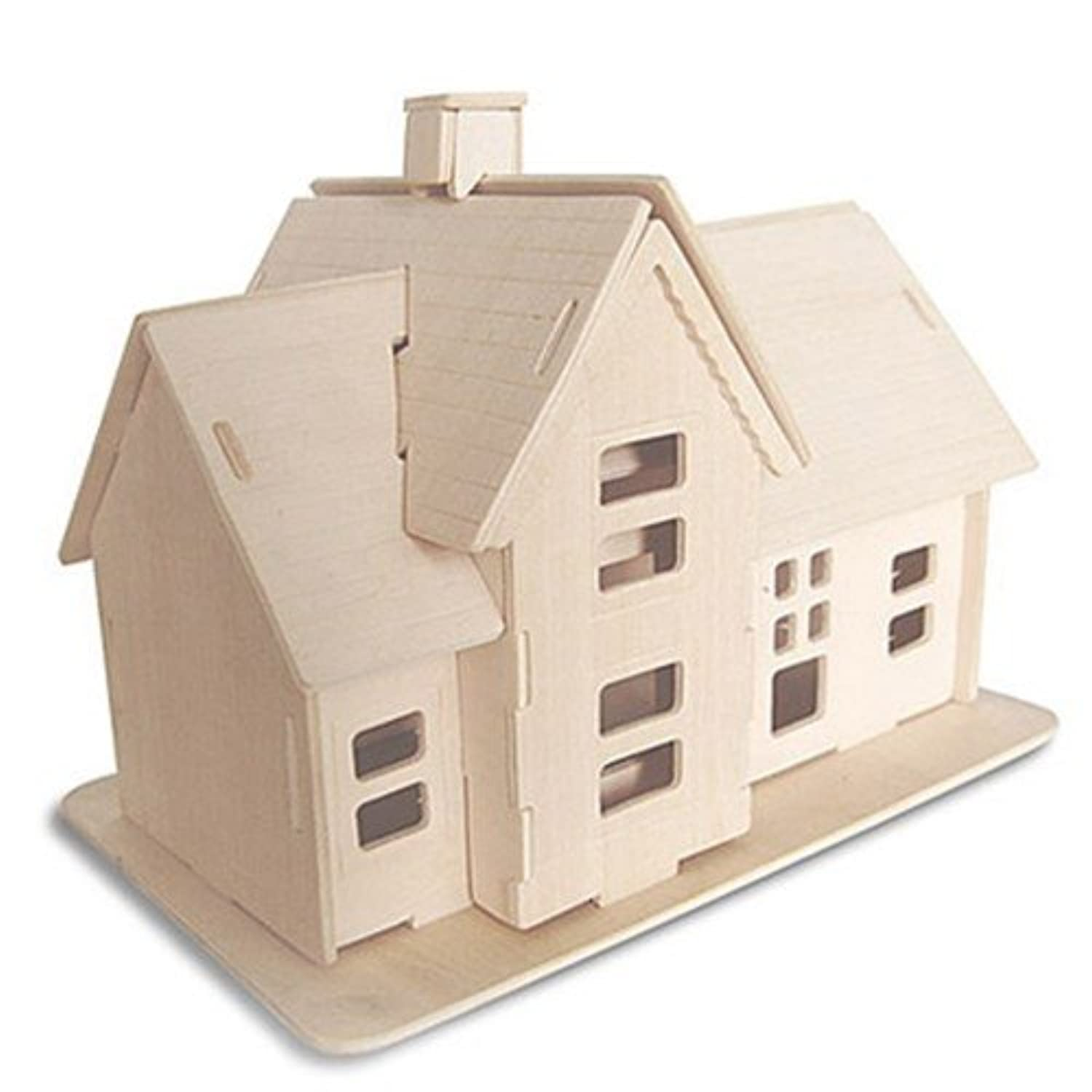 Wood Craft - Country House