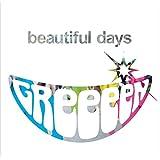 beautiful days(初回限定盤)(DVD付)