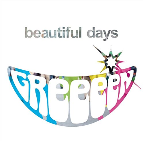 [画像:beautiful days(通常盤)]
