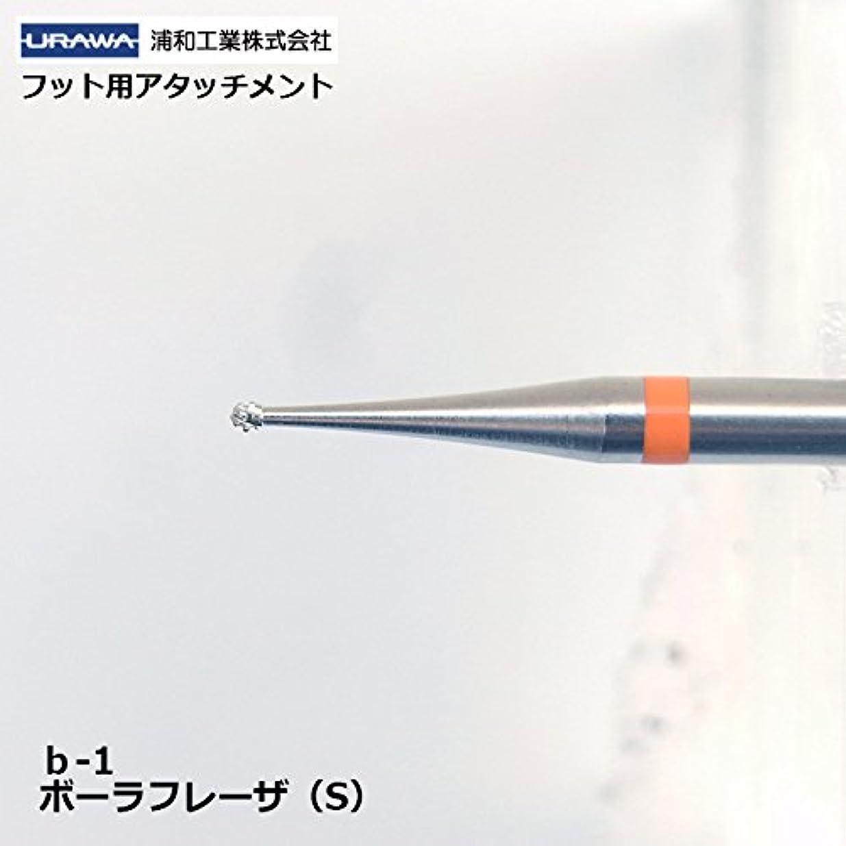 画面活気づくスクラッチ【URAWA】ボーラフレーザーS(b-1)【フット用アタッチメント】