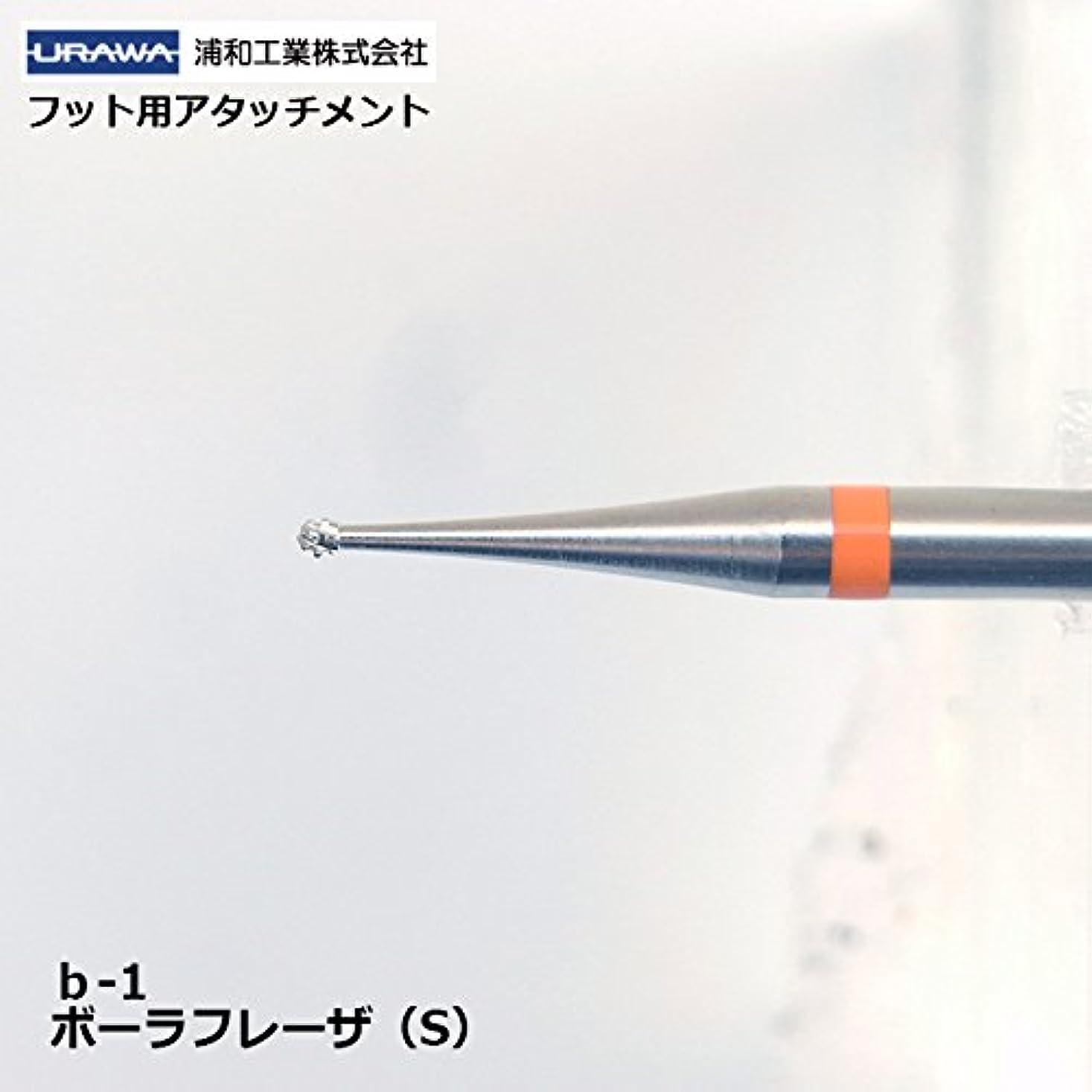 本能満たす残る【URAWA】ボーラフレーザーS(b-1)【フット用アタッチメント】