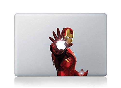 アイアンマン ステッカー Macbook 13インチ 12.20 [並行輸入品]