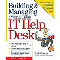 Building & Managing A World Class IT Help Desk【洋書】 [並行輸入品]