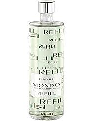 LINARI(リナーリ) リードディフューザー MONDO(モンド) REFILL(交換用リフィル) 500ml アロマディフューザー [詰替用][並行輸入品]
