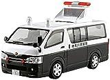 青島文化教材社 1/24 ザ・モデルカーシリーズ No.50 トヨタ TRH200V ハイエース 交通事故処理車 2007 プラモデル