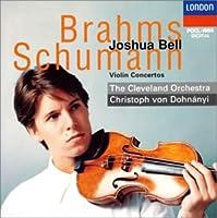 ブラームス:ヴァイオリン協奏曲