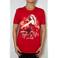 Taylor Swift Speak Now Tour Tee Red