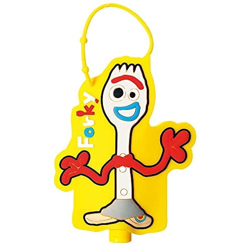 カラス聖人はさみトイ?ストーリー ハンドジェル フォーキー 携帯用 グレープフルーツの香り 30ml DIP-99-03